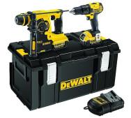 Набор из двух инструментов DeWalt DCK287M2- фото