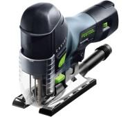 Маятниковый лобзик Festool CARVEX PS 420 EBQ-Set- фото