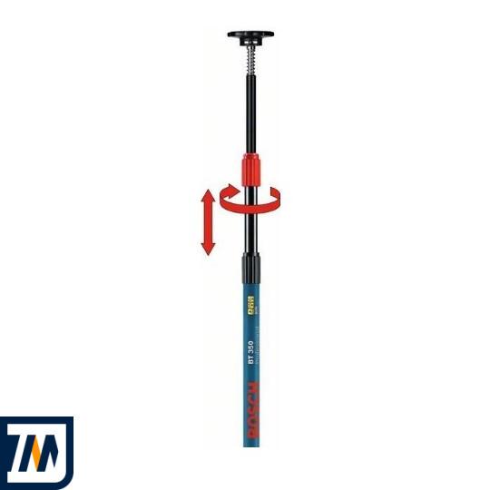 Телескопічна штанга Bosch BT 350 - фото 1