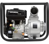 Мотопомпа для чистой воды Hyundai HY 100- фото
