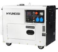 Генератор дизельный Hyundai DHY 6000SE- фото
