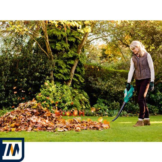 Садовий пилосос-повітродувка Bosch ALB 18 LI - фото 3