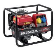 Бензиновый генератор Honda EC2000- фото