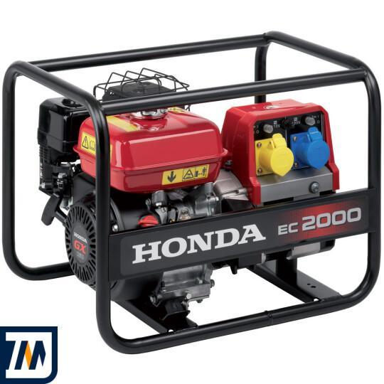 Бензиновий генератор Honda EC2000 - фото 1