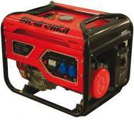 Бензиновий генератор Biedronka GP5055BS- фото