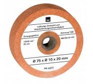 Шліфувальний диск Einhell для точила 75x10x20мм G120 (4412625)- фото