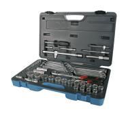 Набір ручних інструментів у валізі Airpress 75235- фото