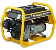 Бензиновый генератор Briggs & Stratton Pro Max 6000EA- фото