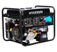 Генератор бензиновий Hyundai HHY 7000FE ATS- фото