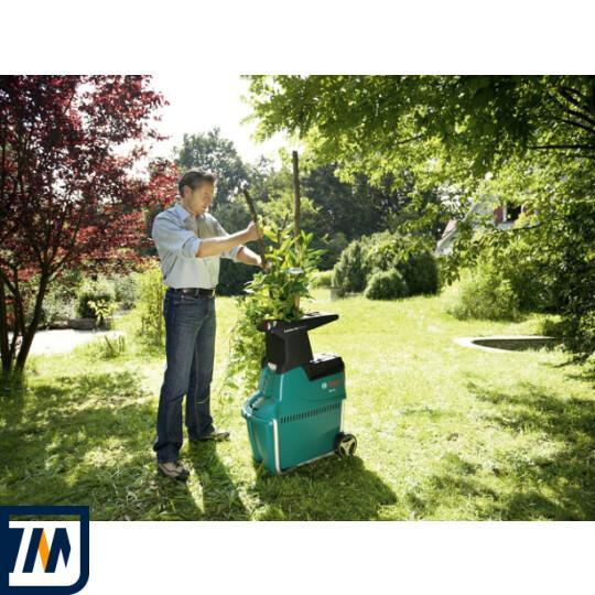 Садовый измельчитель Bosch AXT 25 TC - фото 2
