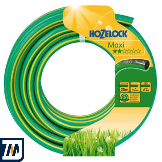 Шланг для полива 25м Hozelock Flexi 19mm (145262) - фото 1