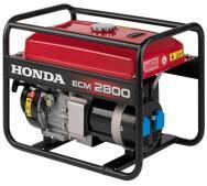 Бензиновый генератор Honda ECM2800- фото