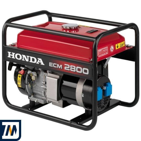 Бензиновий генератор Honda ECM2800 - фото 1