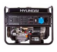 Генератор двохпаливний Hyundai HHY 7000FGE- фото