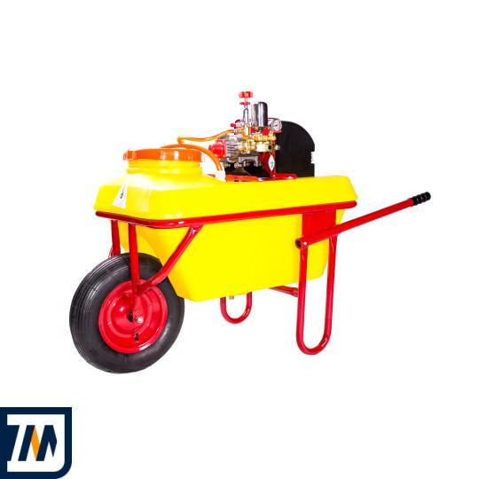 Обприскувач електричний Agrimotor TPE 355 - фото 1
