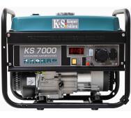 Бензиновый генератор Konner&Sohnen KS 7000- фото