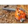 Садовый пылесос-воздуходувка Oleo-Mac BV 300 - фото t6