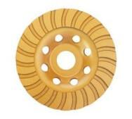 Алмазный диск KT Profi 125 алм. чашка, турбо (60347000)- фото