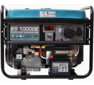 Бензиновый генератор Konner&Sohnen KS 10000E- фото