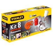 """Комплект пневматичних інструментів Stanley """"KIT-8""""- фото"""