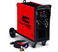 Сварочный аппарат Telwin Supertig  280/1 400V Tig c аксессуарами (832161)- фото