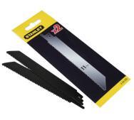 Комплект из 2-х запасных полотен для универсальной ножовки Stanley 3-20-220 FatMax - фото