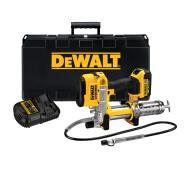 Аккумуляторный инструмент для смазки Dewalt DCGG571M1 - фото