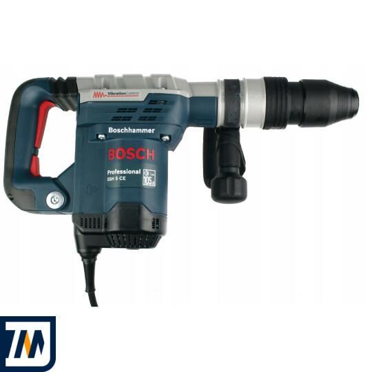Відбійний молоток Bosch GSH 5 CE - фото 12