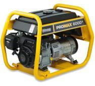Бензиновий генератор Briggs & Stratton Pro Max 6000A- фото