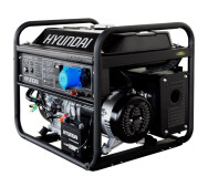 Генератор бензиновий Hyundai HHY 9010FE ATS- фото