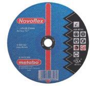 Круг отрезной Metabo Novoflex A 30, 125 мм- фото