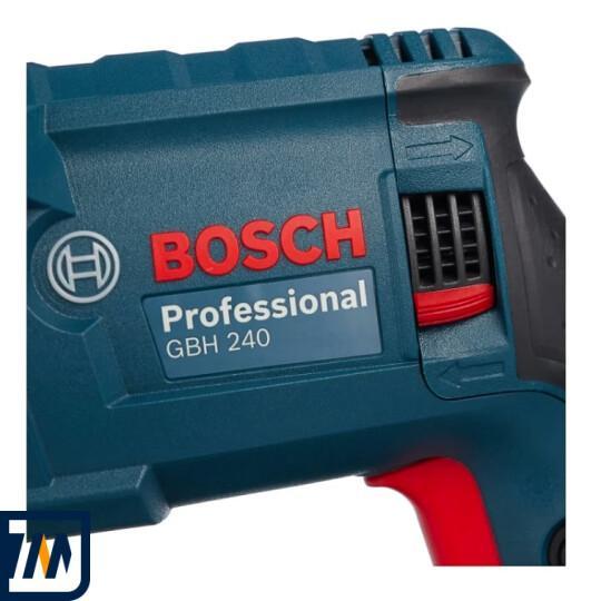 Перфоратор Bosch GBH 240 - фото 6