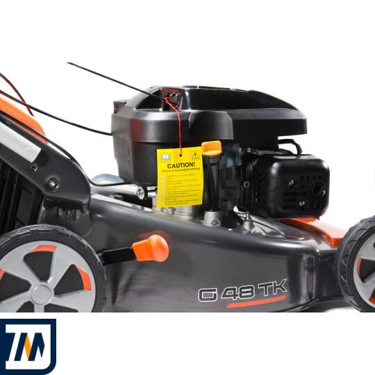 Газонокосарка Oleo-Mac G 48 TK Comfort Plus - фото 3