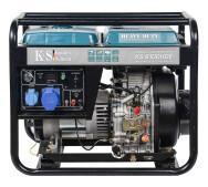 Дизельный генератор Konner & Sohnen KS 8100 HDE- фото
