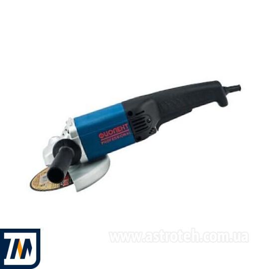Угловая шлифовальная машина Фиолент МШУ 3-11-150 - фото 1