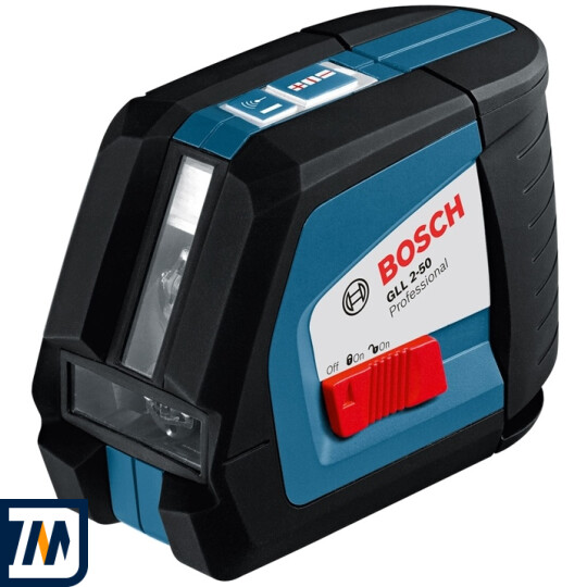 Лазерний нівелір Bosch GLL 2-50 + BS 150 - фото 2