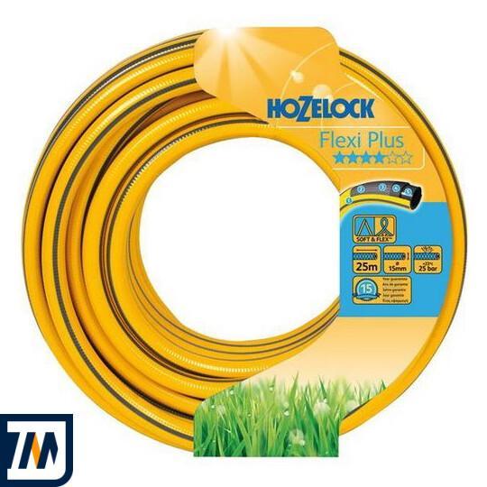 Шланг для поливу 25м Hozelock Flexi Plus 25mm (145161) - фото 2