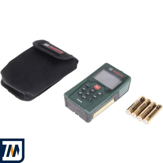Лазерний далекомір Bosch PLR 25 - фото 4