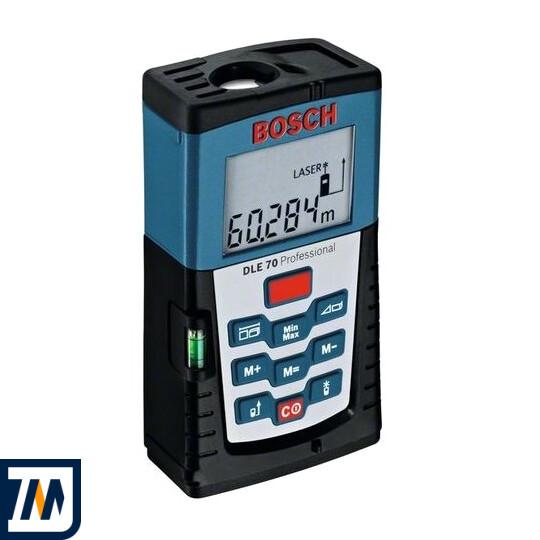 Лазерний далекомір Bosch DLE 70 - фото 1