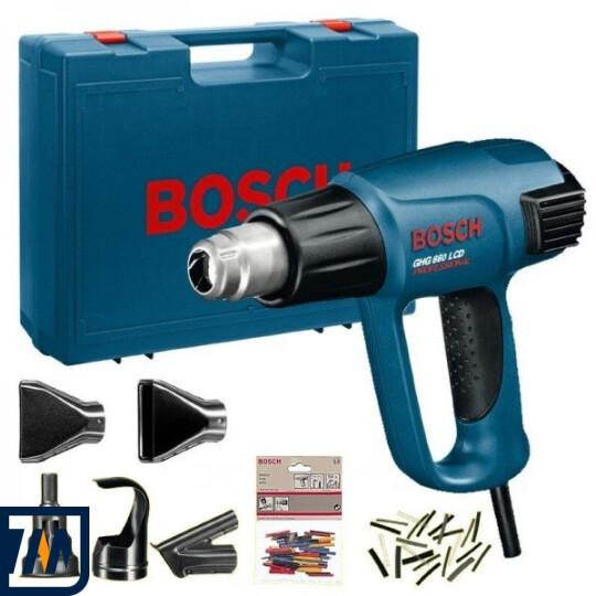 Технічний фен Bosch GHG 660 LCD Set - фото 4