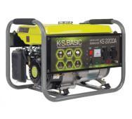 Бензиновый генератор Konner&Sohnen KS 2200A- фото