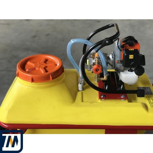 Мотооприскувач бензиновий Agrimotor TPB 256 - фото 4