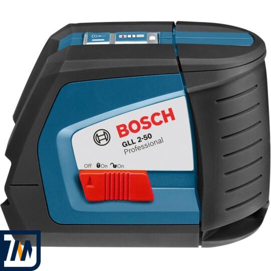 Лазерний нівелір Bosch GLL 2-50 + BS 150 - фото 5