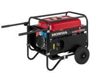 Бензиновый генератор Honda ECMT7000- фото
