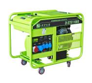 Генератор бензиновий Zipper ZI-STE11000- фото