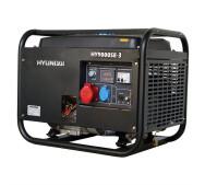 Генератор бензиновий Hyundai HY 9000SE-3- фото