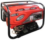 Бензиновий генератор Бригадир Standart БГ-2500E- фото