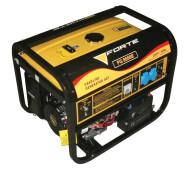 Бензиновый генератор Forte FG8000E- фото