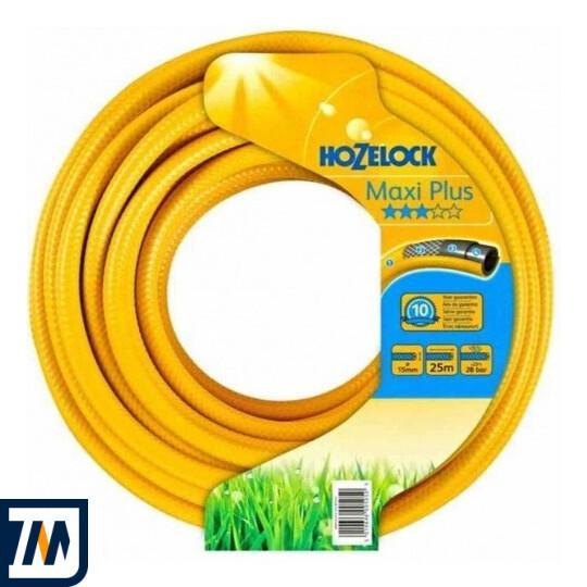 Шланг для полива 50м Hozelock Maxi Plus 19mm (152131) - фото 1