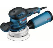 Ексцентрикова шліфувальна машина Bosch GEX 125-150 AVE- фото